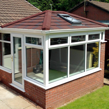 Solid Roof Conservatory St Helens Roofing tile repair