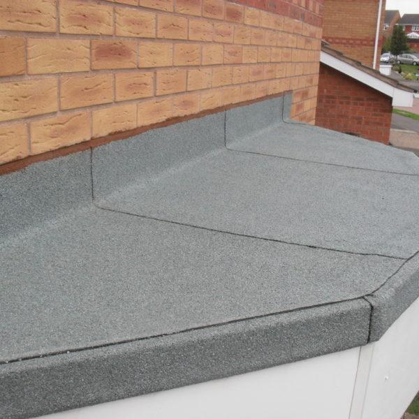 Flat Felt Roofing