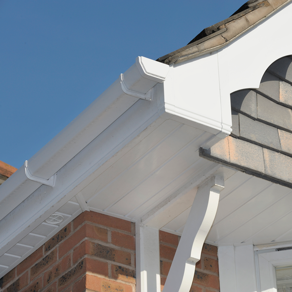 Roofline Soffits Gutters and Fascias
